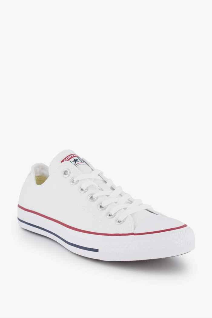 Converse Chuck Taylor All Star sneaker uomo Colore Bianco 1