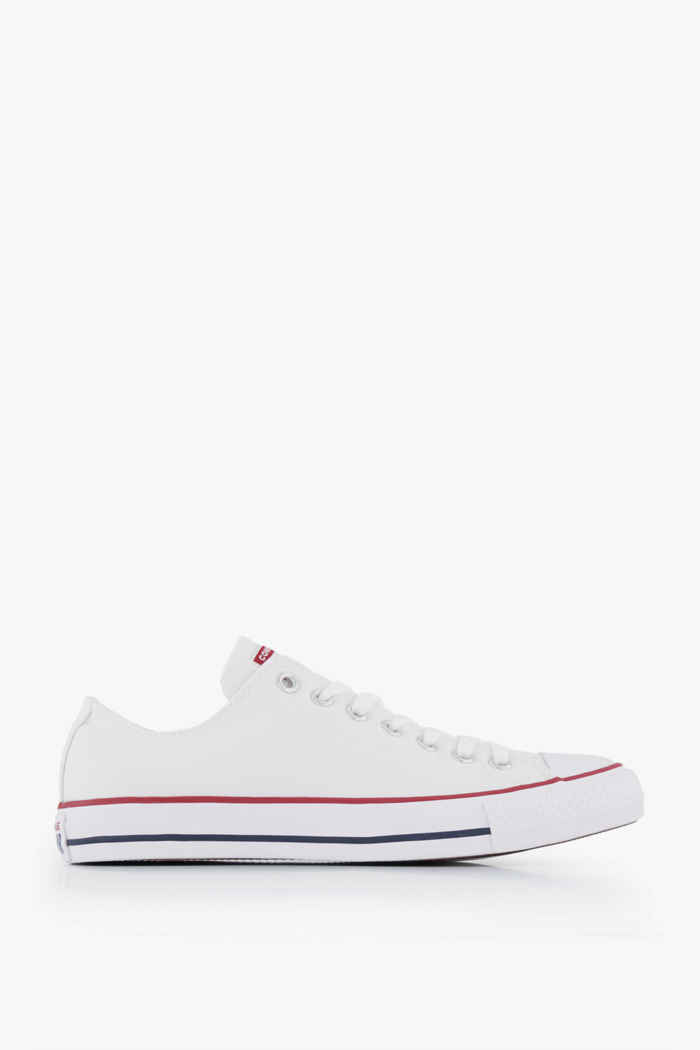 Converse Chuck Taylor All Star sneaker uomo Colore Bianco 2