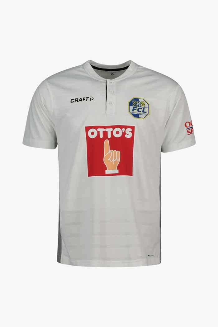 Craft FC Luzern Away Kinder Fussballtrikot 1
