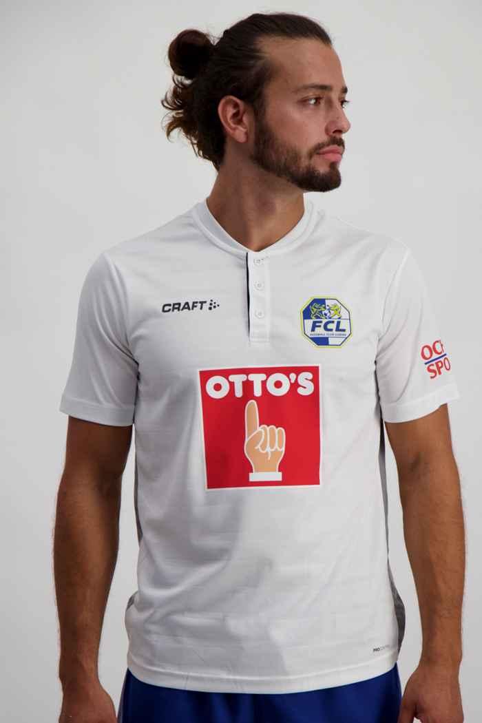 Craft FC Luzern Away Replica Herren Fussballtrikot 1