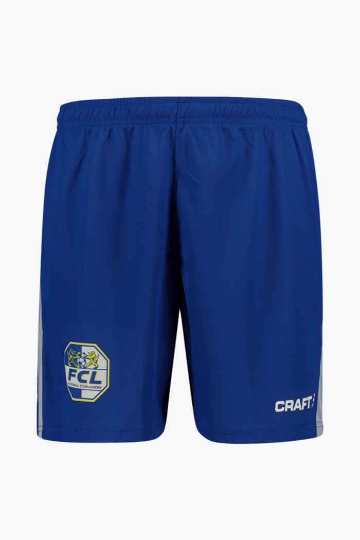 Craft FC Luzern Home Replica Kinder Short 1