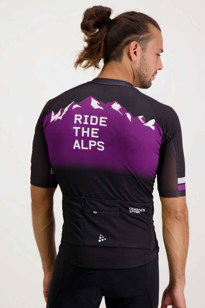 Craft PBC Ride The Alps Herren Biketrikot 2