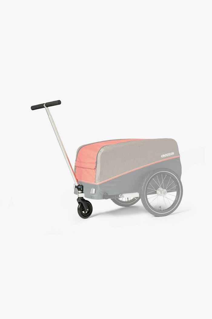 Croozer barre de traction pour charrette à bras 2