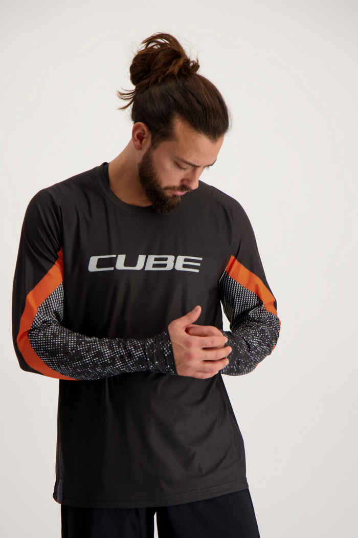 Cube Edge maglia da bike uomo 1