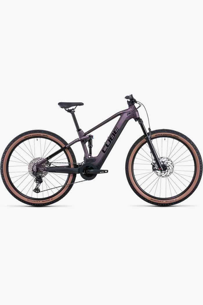 Cube Stereo Hybrid 120 Race 625 27.5/29 Damen E-Mountainbike 2022 1