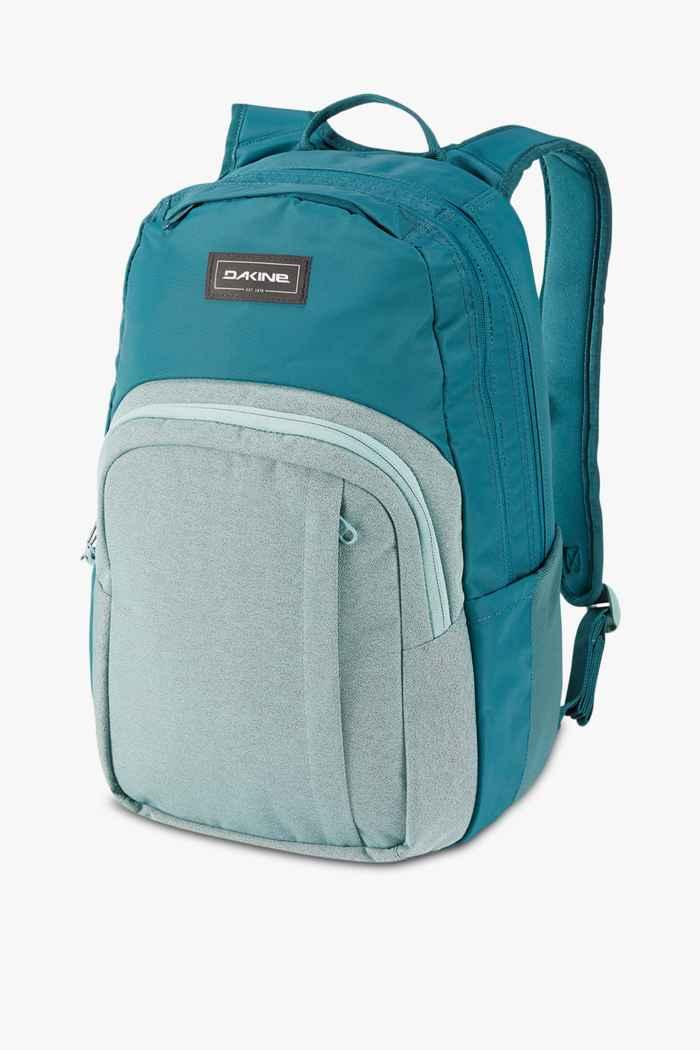 Dakine Campus SM 25 L sac à dos Couleur Bleu pétrole 1