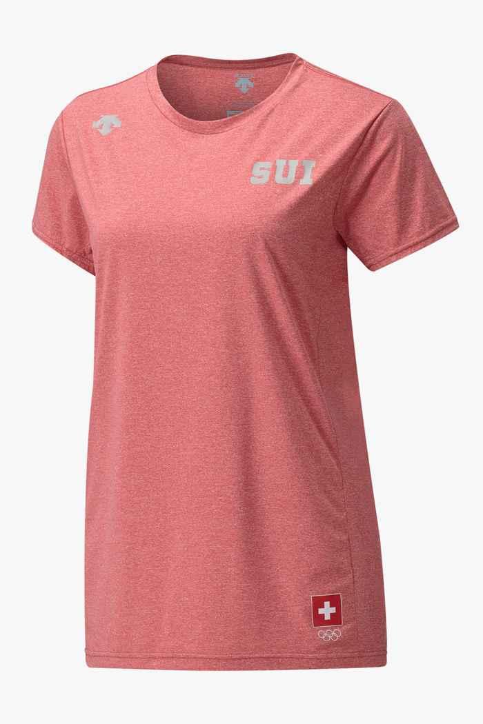 Descente Damen Training-Shirt 1