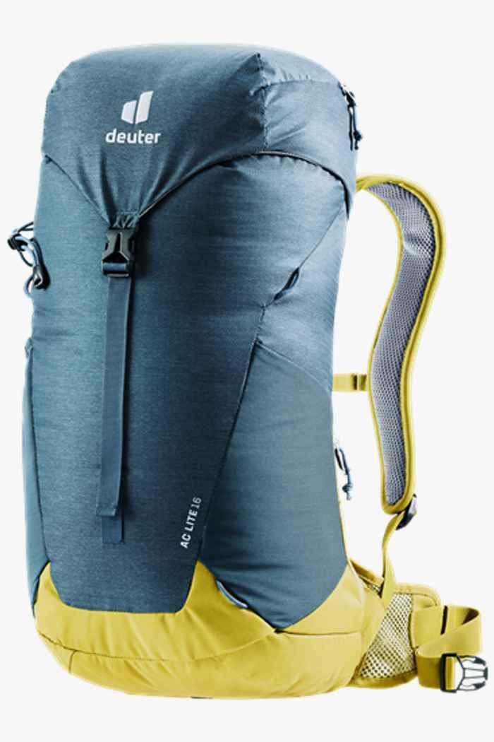 Deuter AC Lite 16 L sac à dos de randonnée Couleur Bleu 1