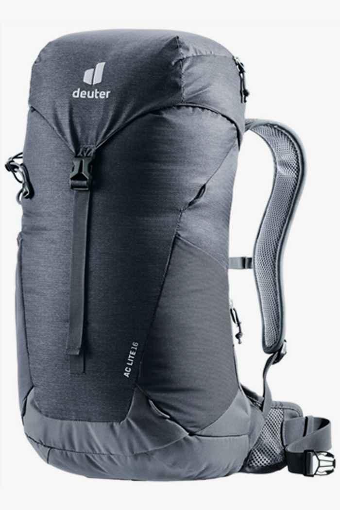Deuter AC Lite 16 L Wanderrucksack Farbe Schwarz 1