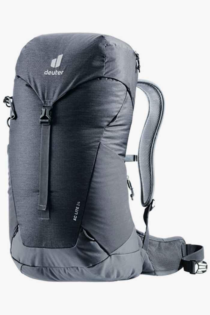 Deuter AC Lite 24 L Wanderrucksack Farbe Schwarz 1