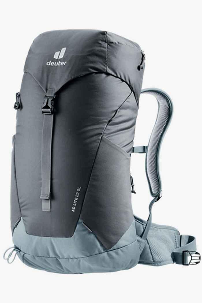 Deuter AC Lite SL 22 L sac à dos de randonnée femmes Couleur Noir 1