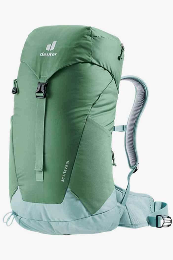 Deuter AC Lite SL 28 L sac à dos de randonnée femmes Couleur Vert 1