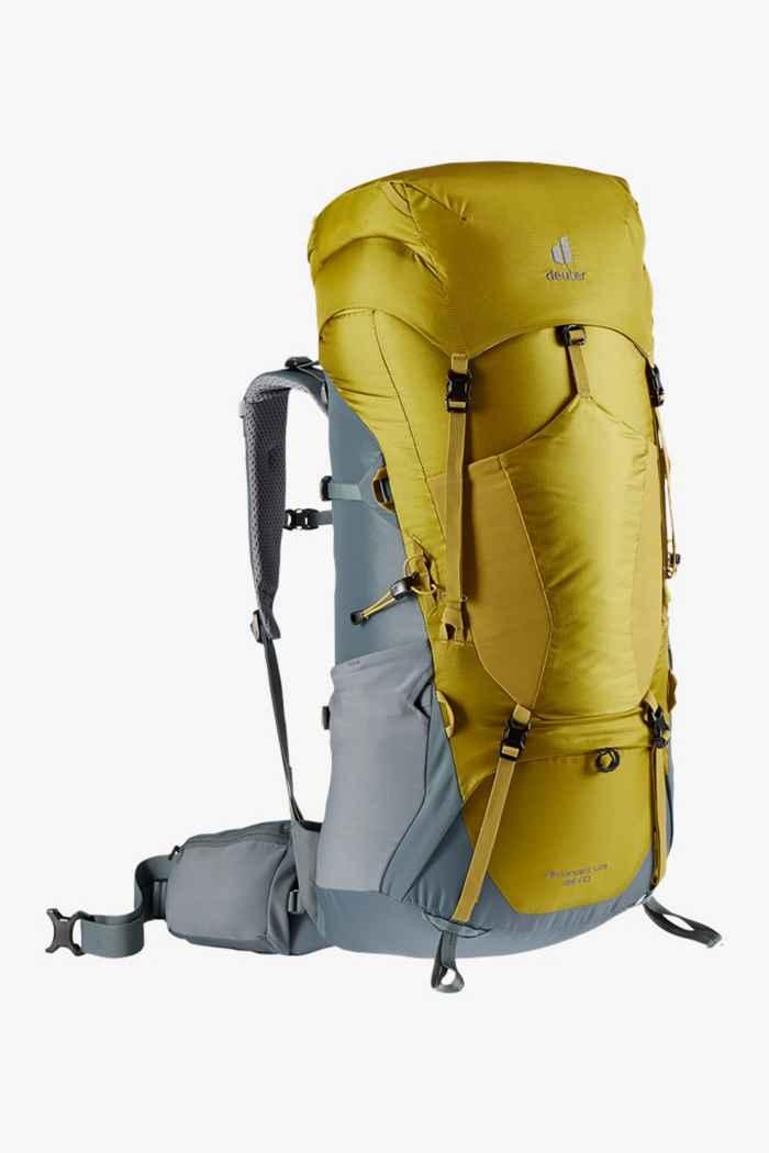Deuter Aircontact Lite 65+10 L sac à dos de randonnée Couleur Jaune 1