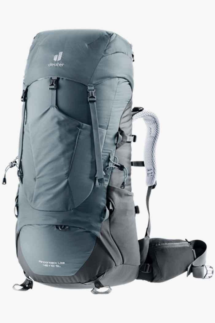 Deuter Aircontact Lite SL 45+10 L sac à dos de randonnée femmes Couleur Gris 1