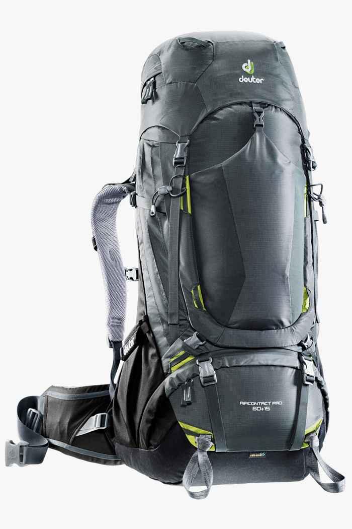 Deuter Aircontact Pro 60+15 L sac à dos de randonnée 1