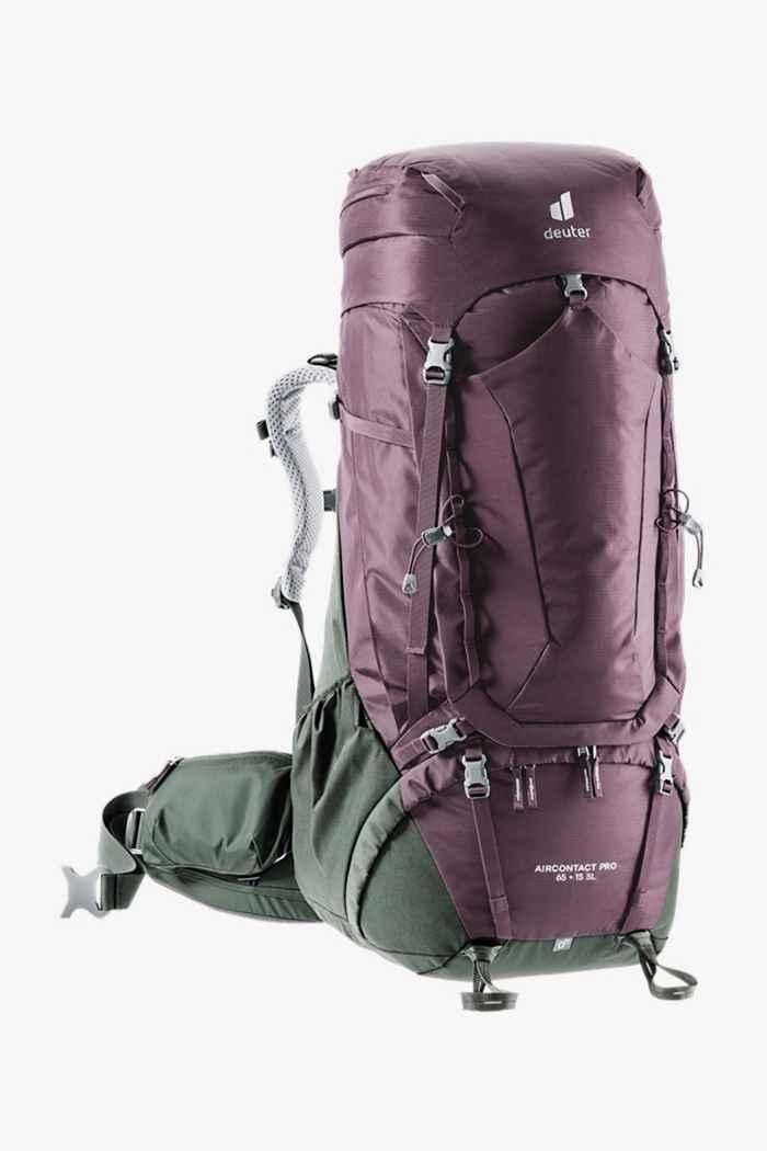 Deuter Aircontact Pro SL 65+15 L sac à dos de randonnée femmes 1