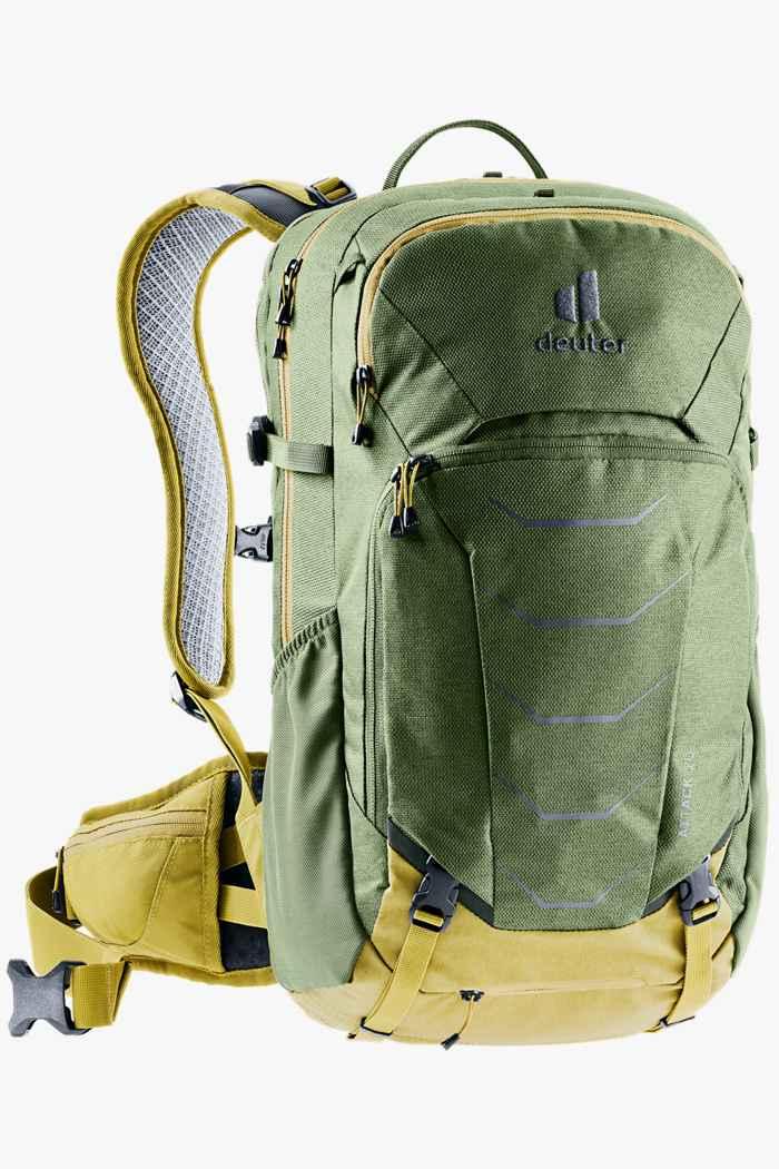 Deuter Attack 20 L Bikerucksack Farbe Grün 1