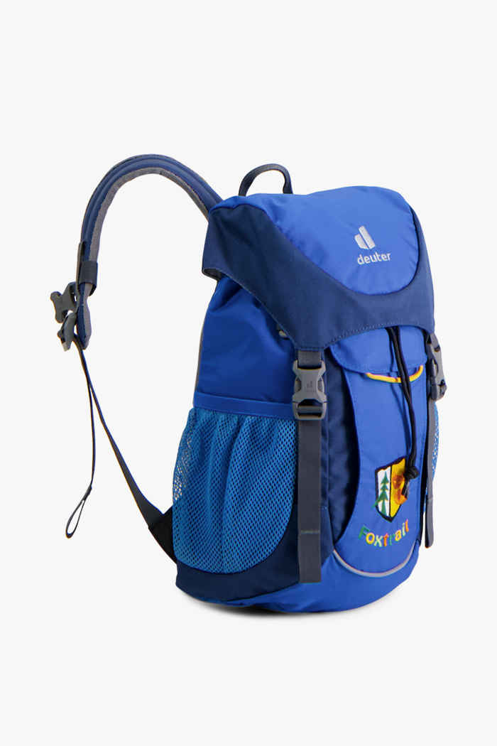 Deuter Foxtrail 10 L Kinder Wanderrucksack Farbe Blau 1