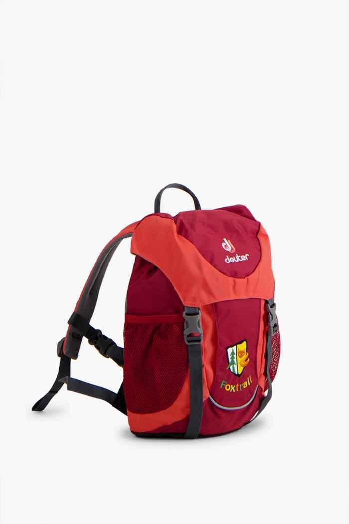 Deuter Foxtrail 10 L Kinder Wanderrucksack Farbe Cranberry 1