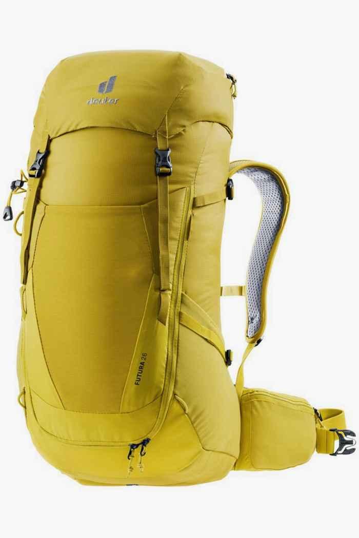 Deuter Futura 26 L sac à dos de randonnée Couleur Jaune 1
