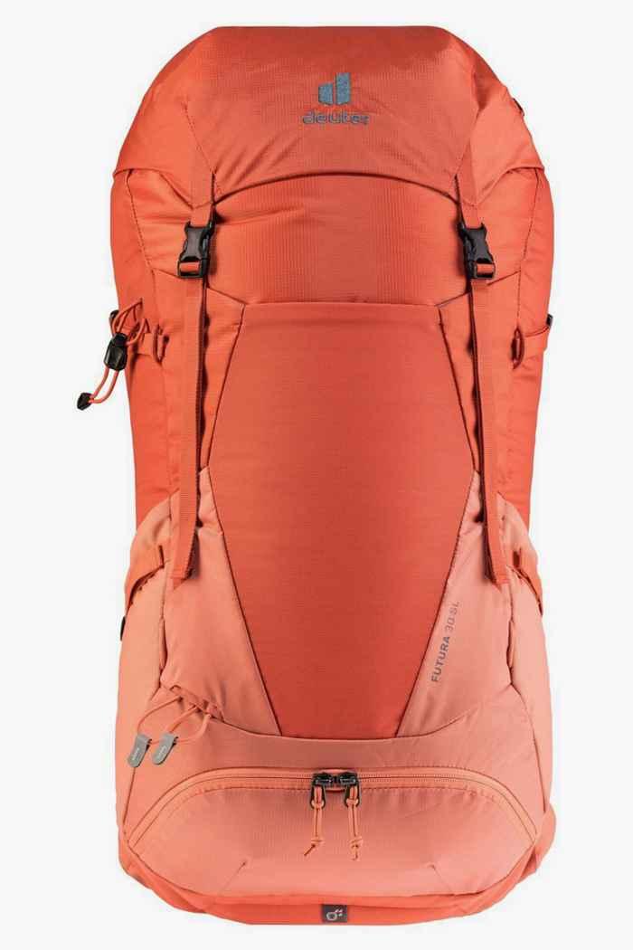Deuter Futura SL 30 L Damen Wanderrucksack Farbe Orange 1