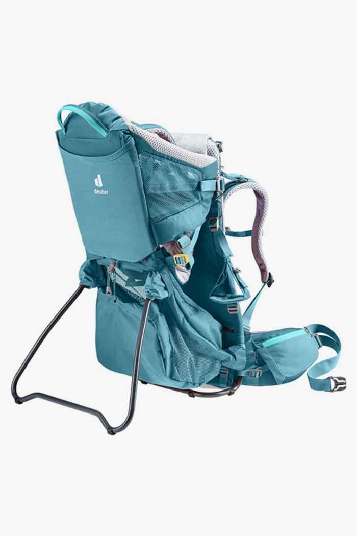 Deuter Kid Comfort Active SL 12 L porte-bébé de randonnée femmes 1