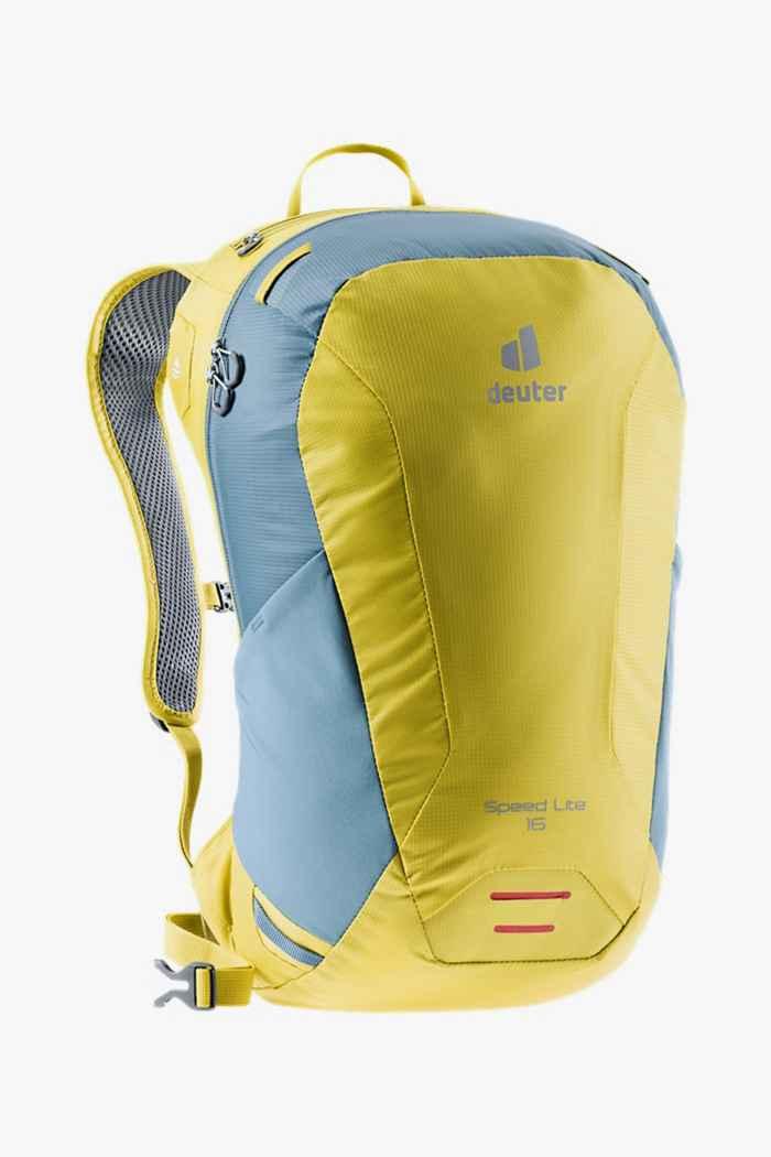 Deuter Speed Lite 16 L sac à dos de randonnée Couleur Jaune 1