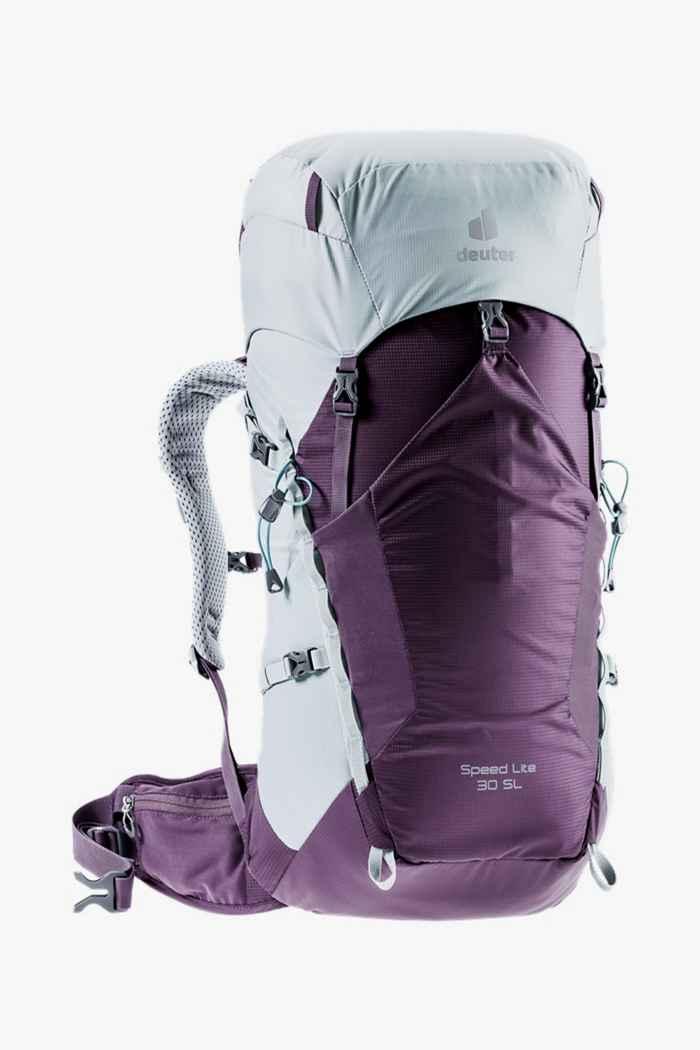 Deuter Speed Lite SL 30 L sac à dos de randonnée donna Couleur Prune 1
