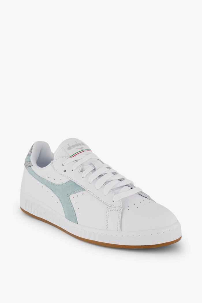 Diadora Game Low Optical Summer sneaker femmes Couleur Bleu 1