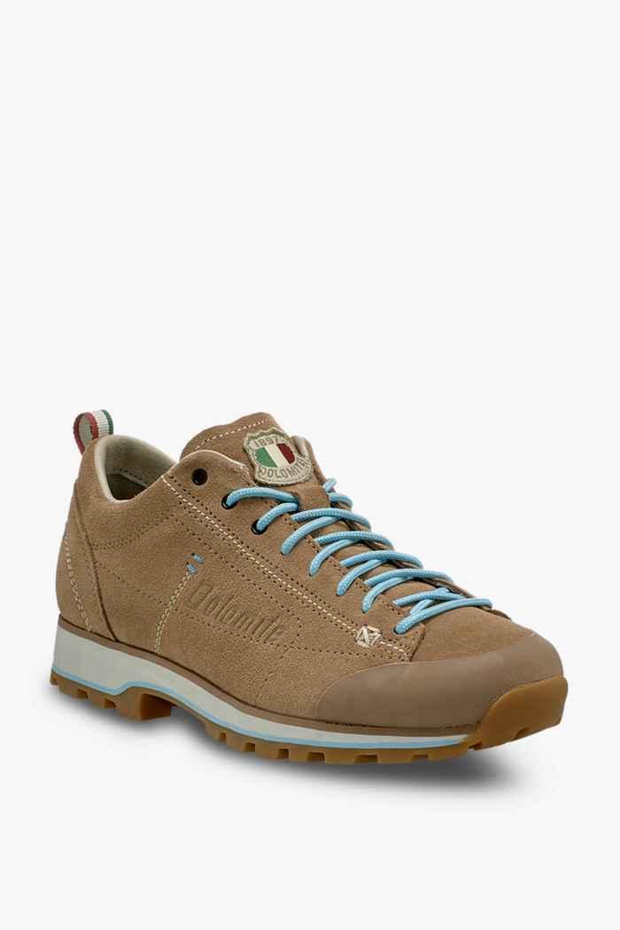 Dolomite Cinquantaquattro Low chaussures de trekking femmes Couleur Beige 1