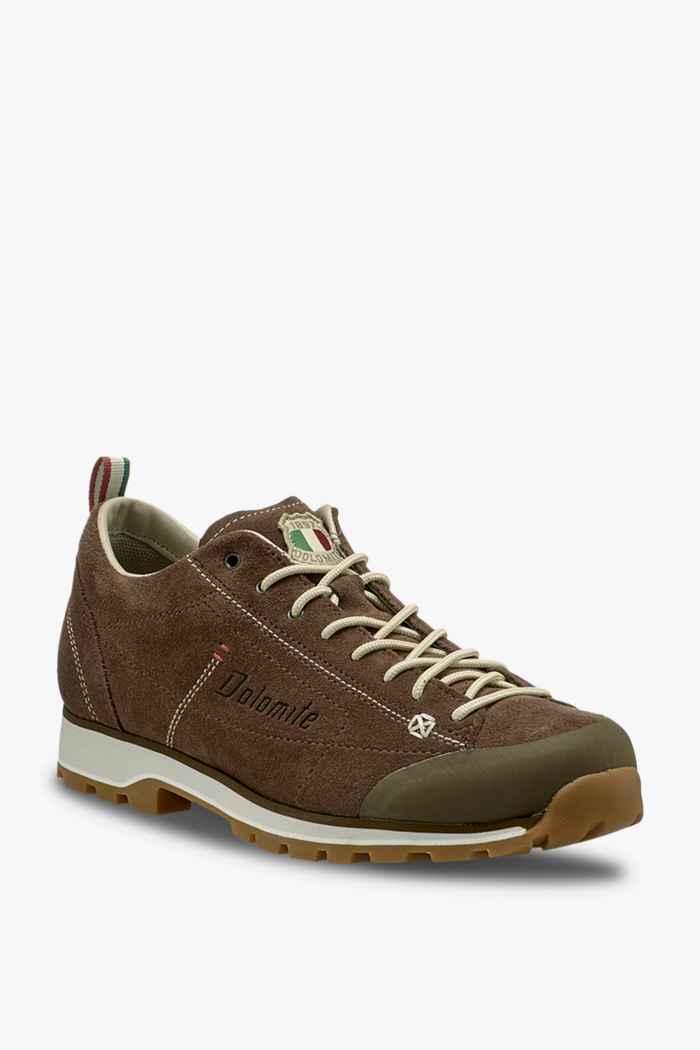 Dolomite Cinquantaquattro Low chaussures de trekking hommes Couleur Marron 1