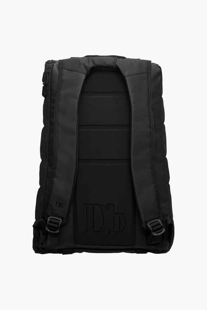 douchebags The Base 15 L sac à dos Couleur Noir 2