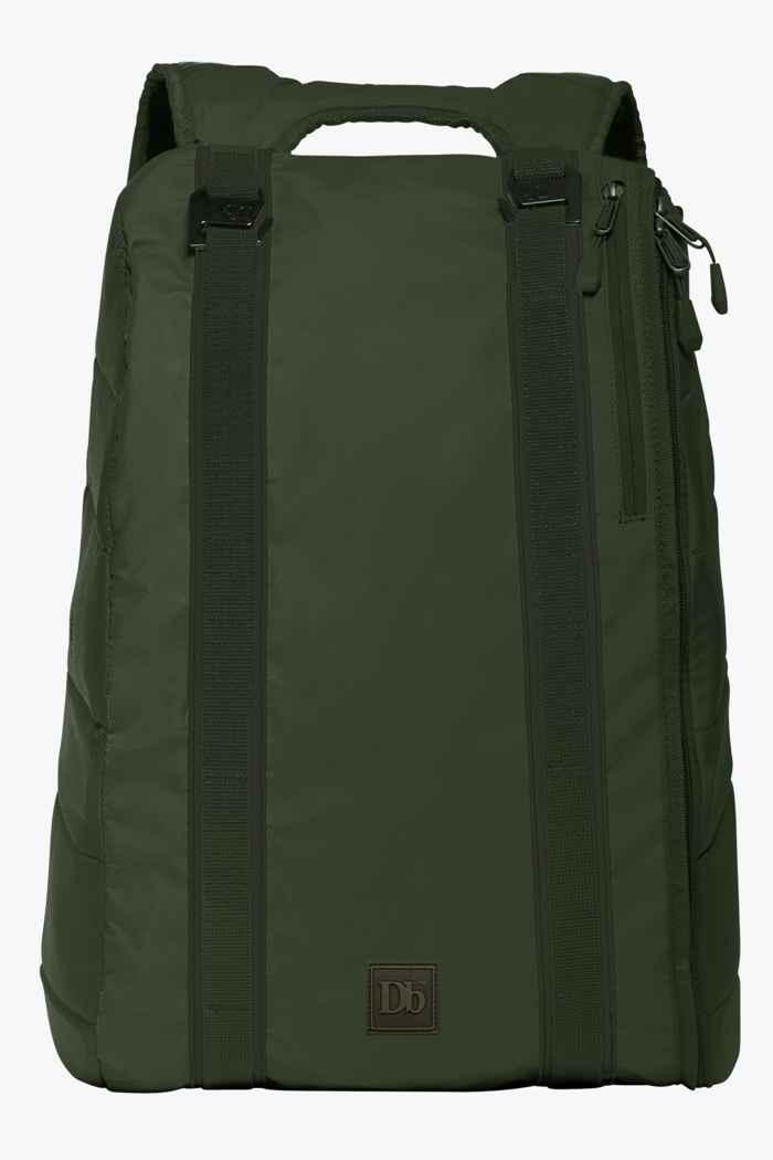douchebags The Base 15 L sac à dos Couleur Vert 1