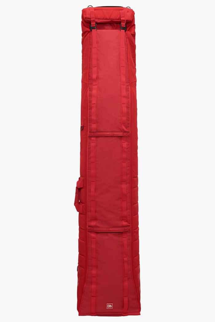 douchebags The Douchebag 205 cm Skitasche Farbe Rot 1