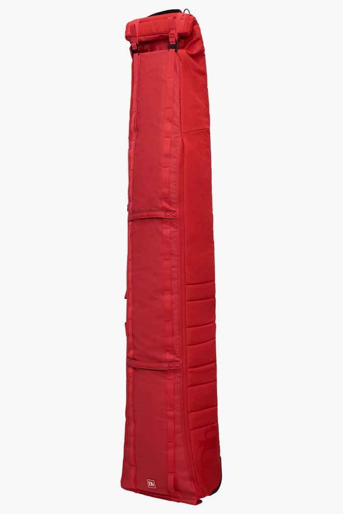 douchebags The Douchebag 205 cm Skitasche Farbe Rot 2