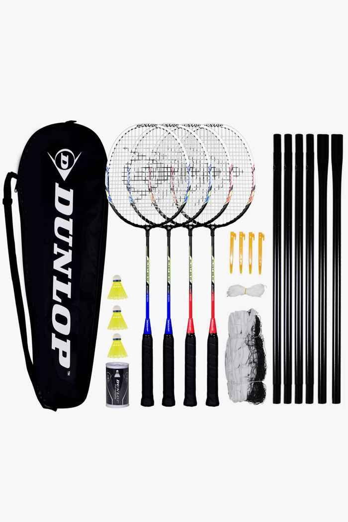 Dunlop 4-Pack Blast SS 10 Badminton Set 1