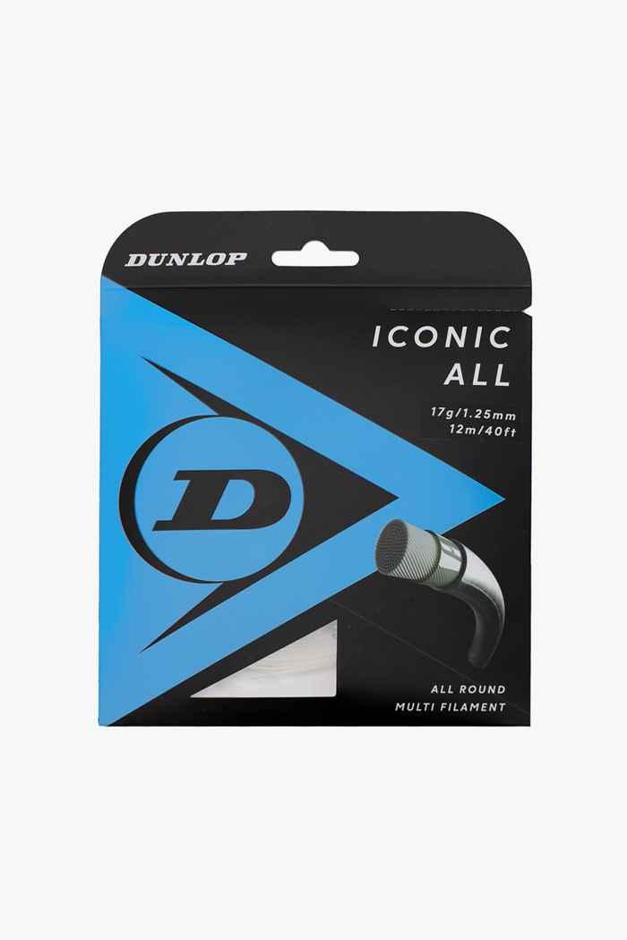 Dunlop Iconic All corde pour raquette de tennis 1