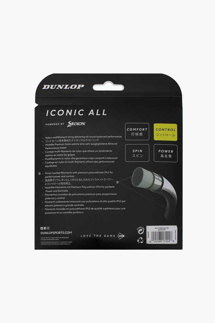 Dunlop Iconic All corde pour raquette de tennis 2