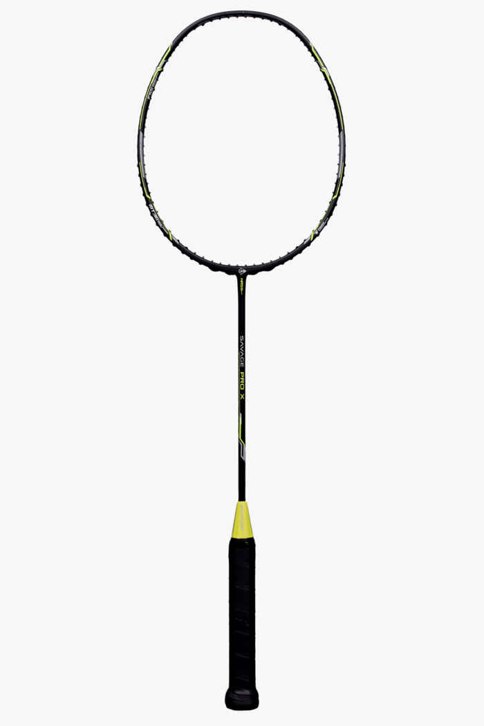 Dunlop Nanoblade Savage Pro-X raquette de badminton 1