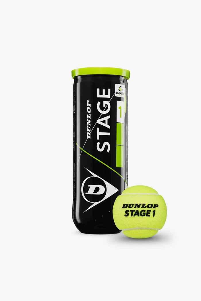 Dunlop Stage 1 Tennisball 1