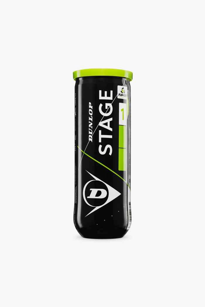 Dunlop Stage 1 Tennisball 2