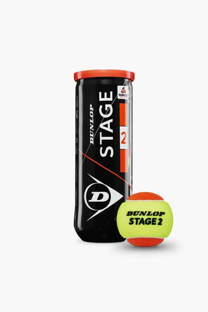 Dunlop Stage 2 Tennisball 1