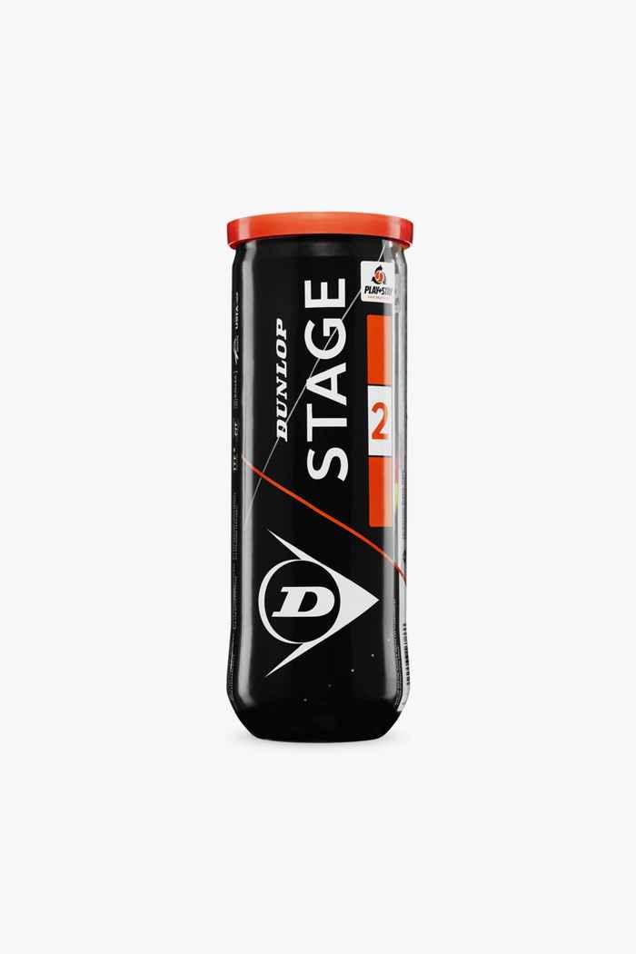 Dunlop Stage 2 Tennisball 2
