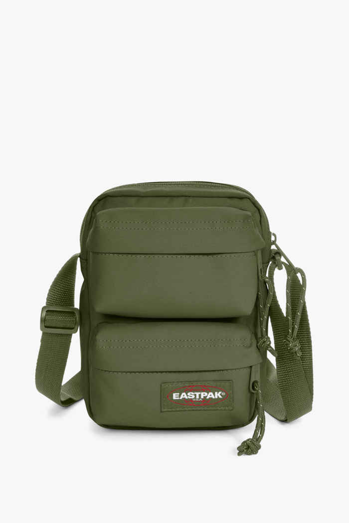 Eastpak The One Double bag Colore Verde oliva 1