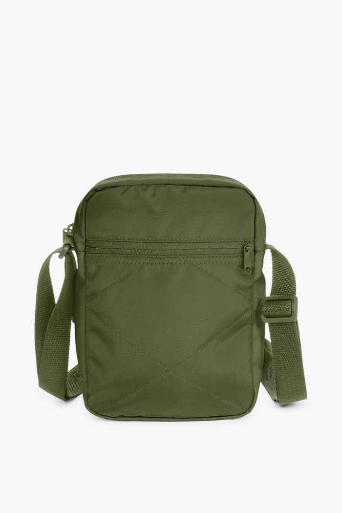 Eastpak The One Double bag Colore Verde oliva 2