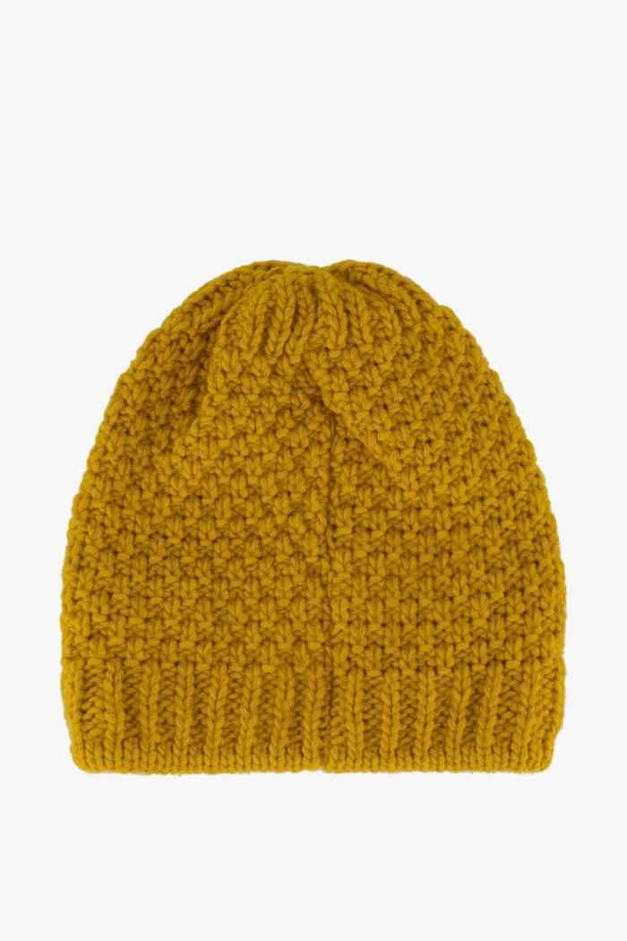 Eisglut Mareike Damen Mütze Farbe Ocker 2
