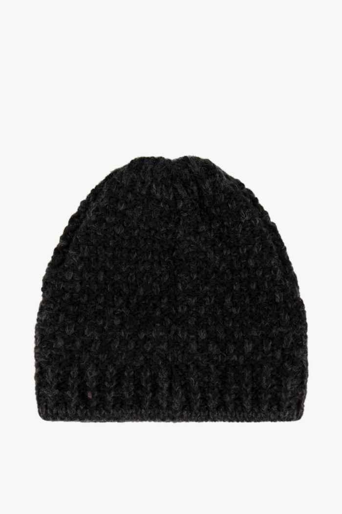 Eisglut Mareikel Damen Mütze Farbe Schwarz 2