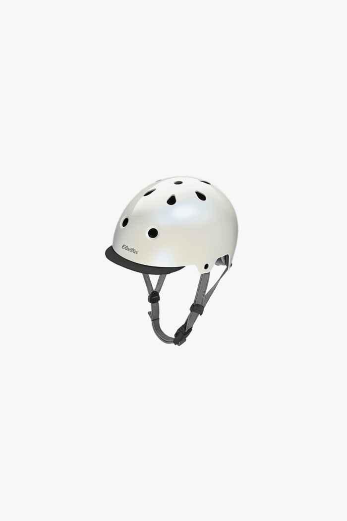 Electra Lifestyle Lux Solid Color casque de vélo Couleur Blanc nacré 1