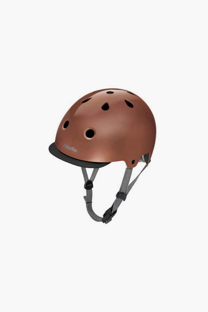 Electra Lifestyle Lux Solid Color Velohelm Farbe Bronze 1