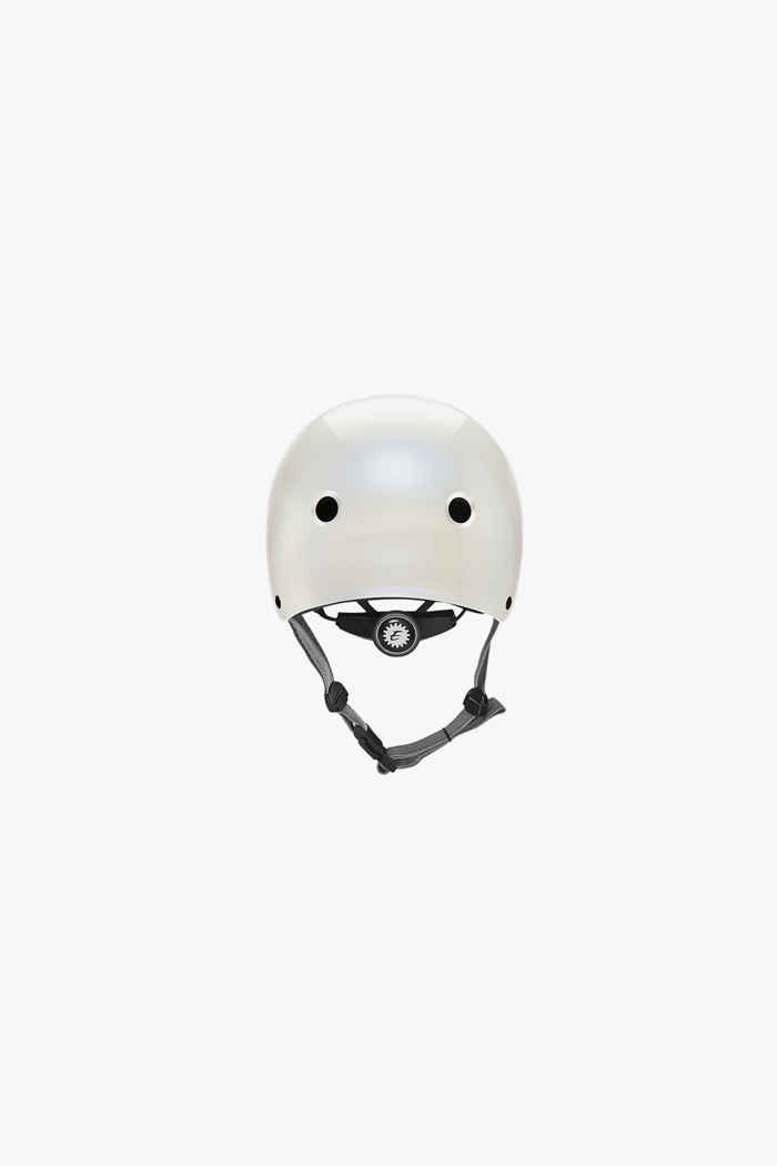 Electra Lifestyle Lux Solid Color Velohelm Farbe Perlweiß 2